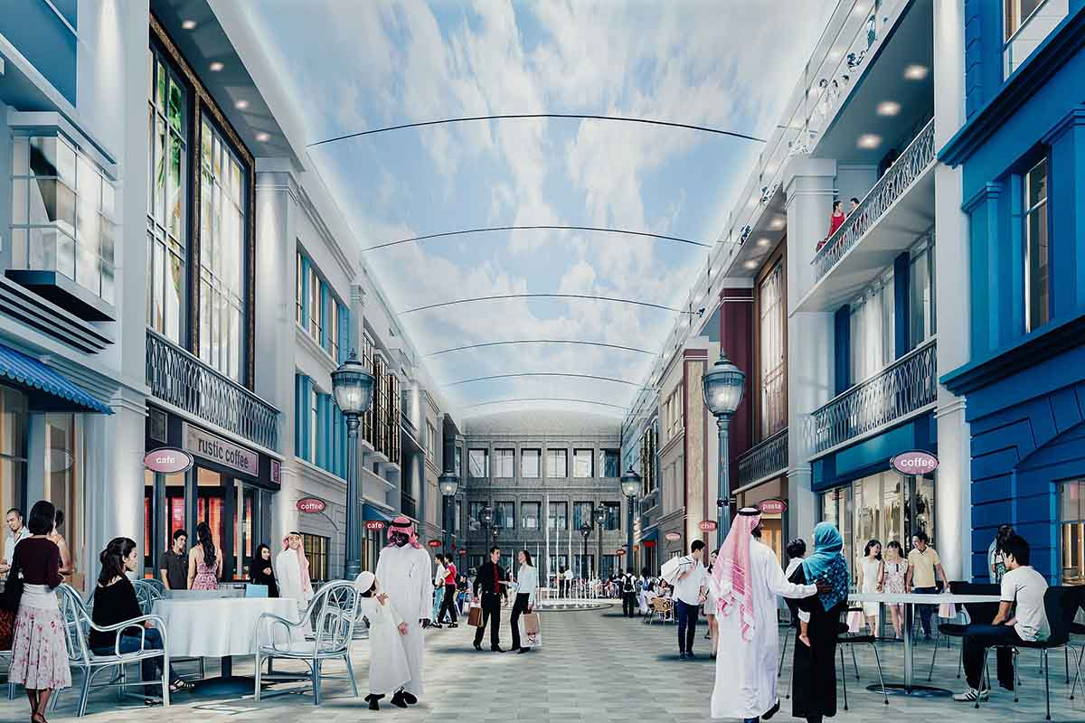 6MW Solar Plant to Be Built at Bahrain Mall